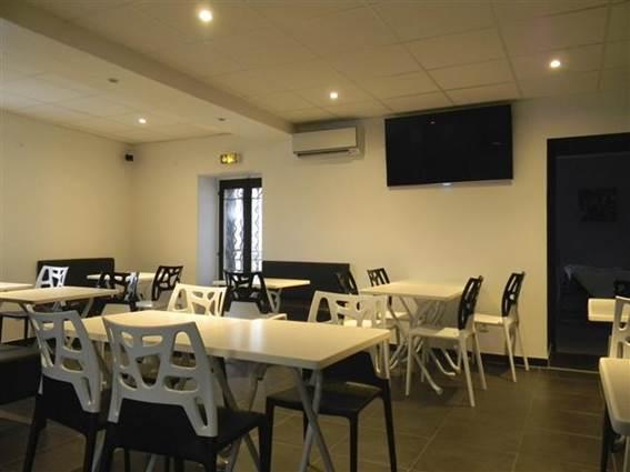Restaurant Traiteur Le Marypol salle de restaurant