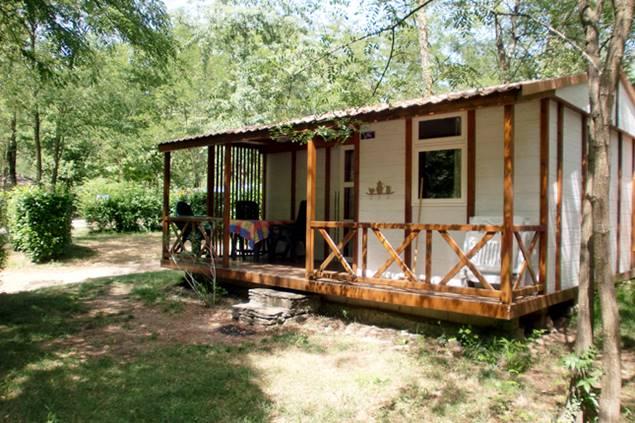 Camping Les Drouilhèdes