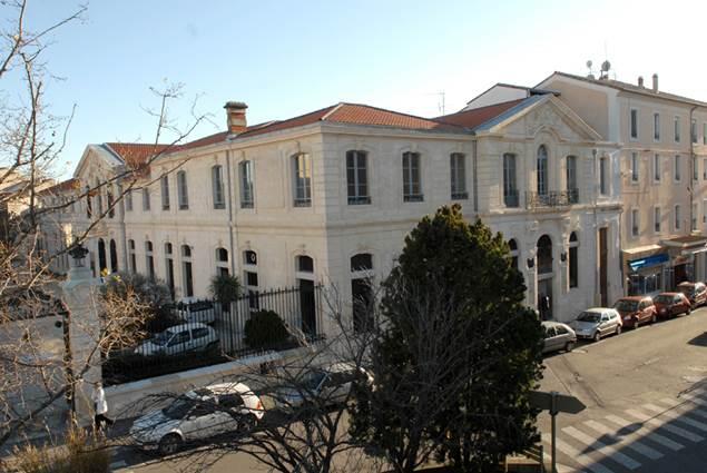 Palais épiscopal Alès