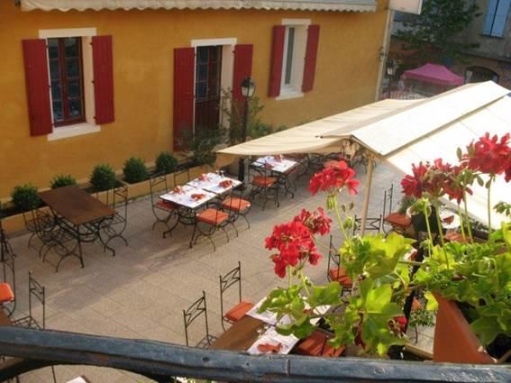 Restaurant L'Oronge ST JEAN DU GARD