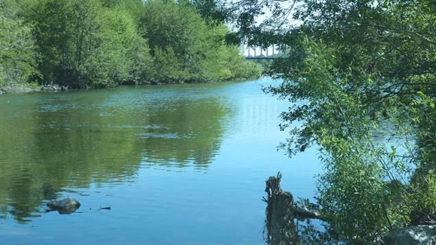 Rivière le Gardon d'Anduze
