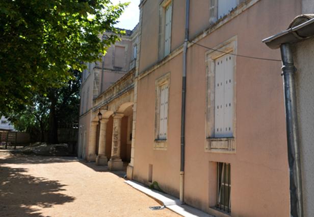 Château / Mairie de Cruviers Lascours