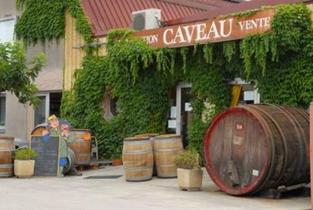 Cave de Vauvert