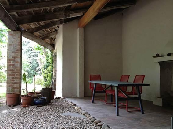 Ecogîtes en Cévennes, Bambou au Mas Novis