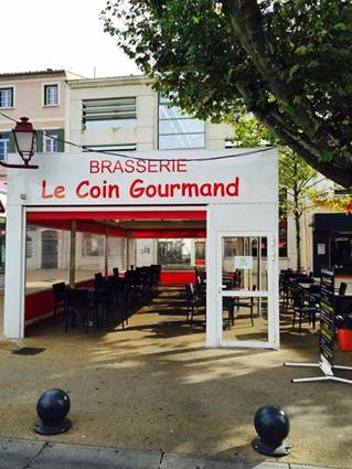 Le Coin Gourmand ALES