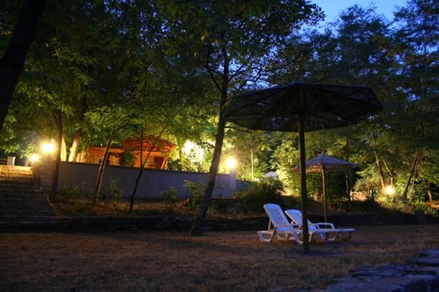 Camping les Drouilhedes