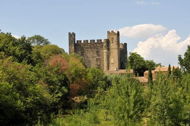 Castelnau-Valence-Chateau