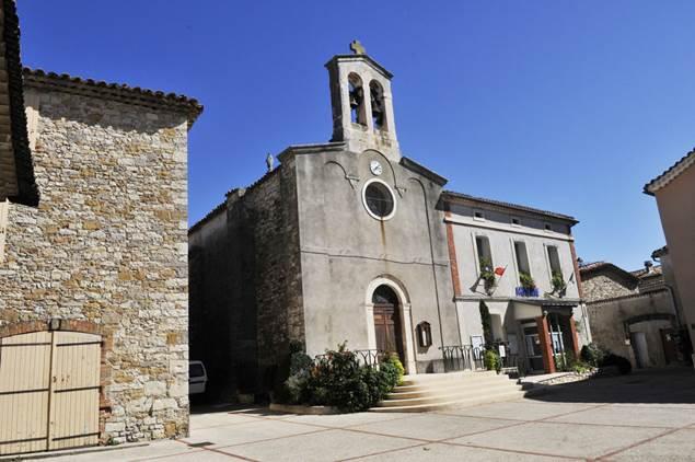 Saint-Jean-de-Serres-Mairie-Eglise