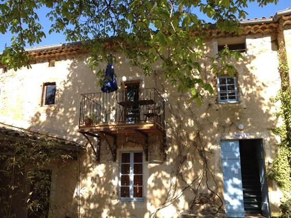 Ecogîte en Cévennes, Arbousier au Mas Novis