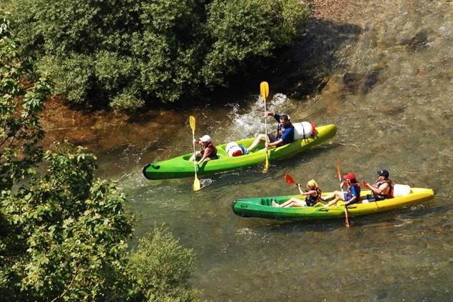 Canoe le moulin 1