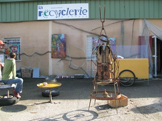 le Recyclerie d'Anduze