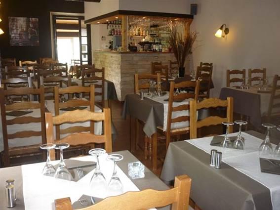 Restaurant La Bergerie salle de restaurant