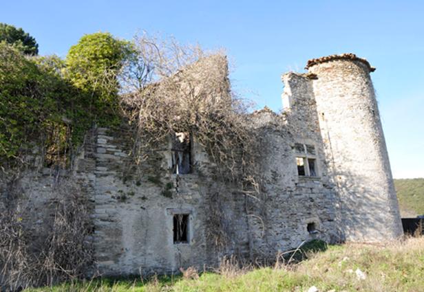 Château de Soustelle