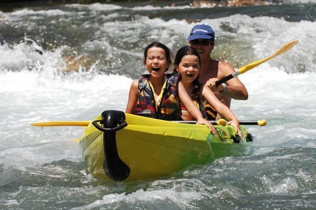 Canoe le moulin 2