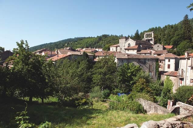Village de Génolhac