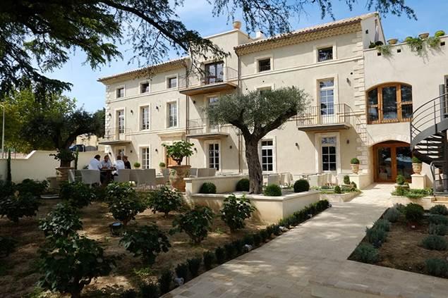 Le Jardin de la Villa Montesquieu