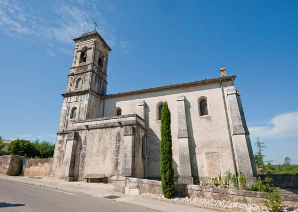 Brouzet-les-Ales-Eglise-2