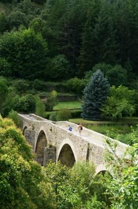 Mialet - Pont des Camisards