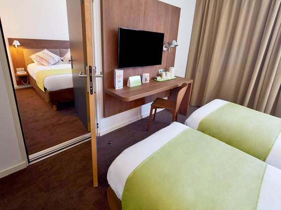 Hotel Campanile Alès Centre