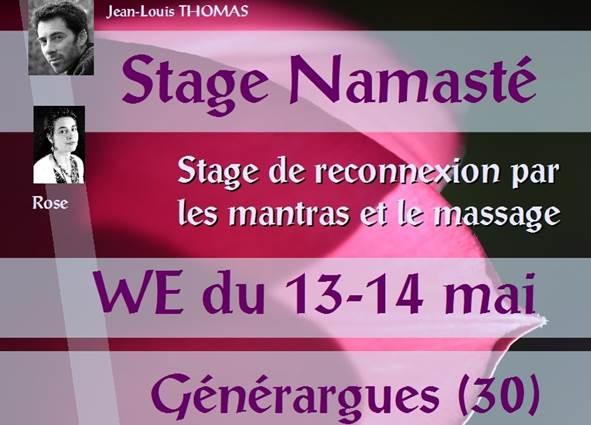 Stage Namasté