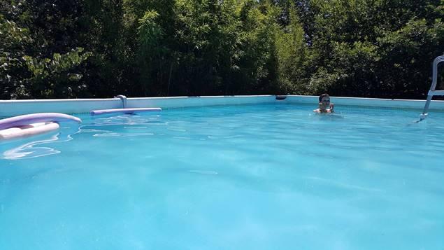 piscine le Portel des Arnaud