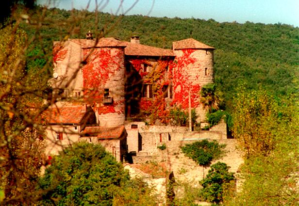 Les Salles du Gardon - hameau de la Tour