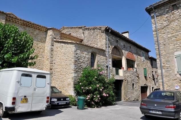 Saint-Cesaire-de-Gauzignan-Village