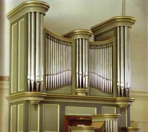 Concerts d'orgue Été 2016