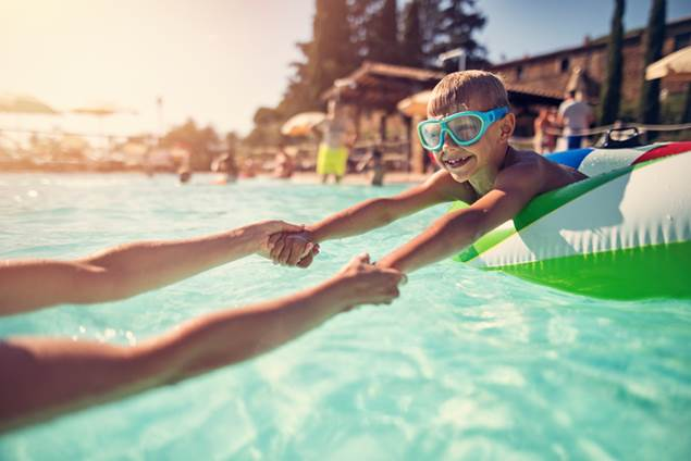 piscine de st jean de valeriscle - image d'illsutration