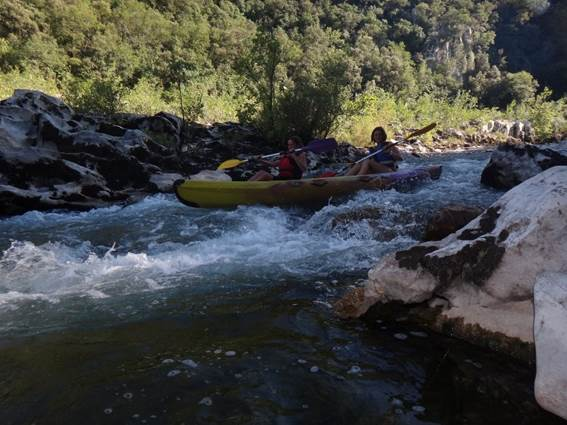 Canoe Montana Agonès 3