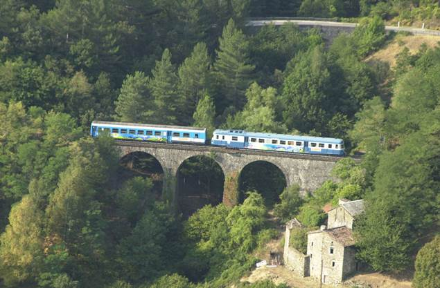 Train Cévenol