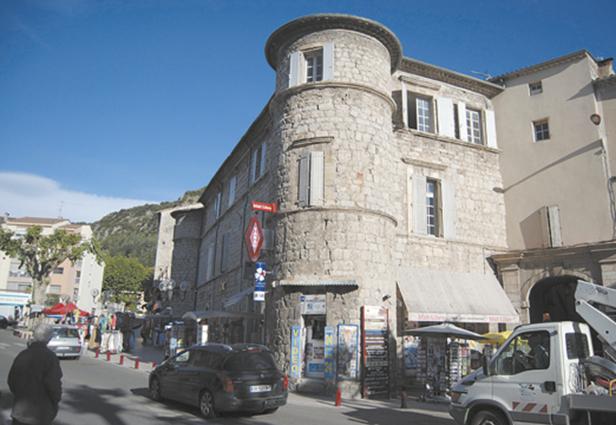 Château Neuf - Anduze