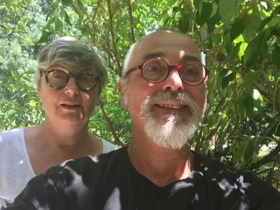 Marie et Pascal du Mas Suejol