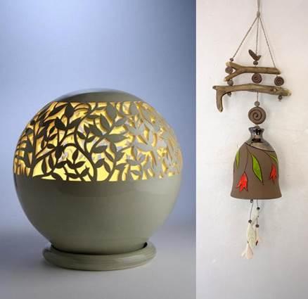 Atelier De La Clochetiere Et Luminaires Denis Caussat - MIALET