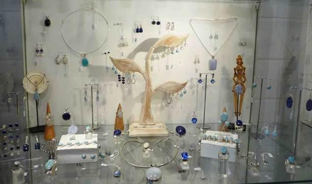 Reflets de bijoux