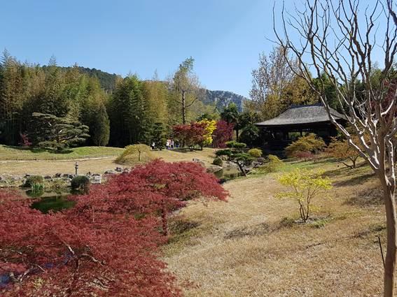 Rendez-vous aux jardins Bambouseraie