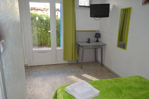 chambre patio