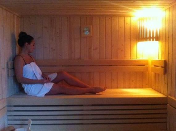 Le Royal Day Spa sauna hamam
