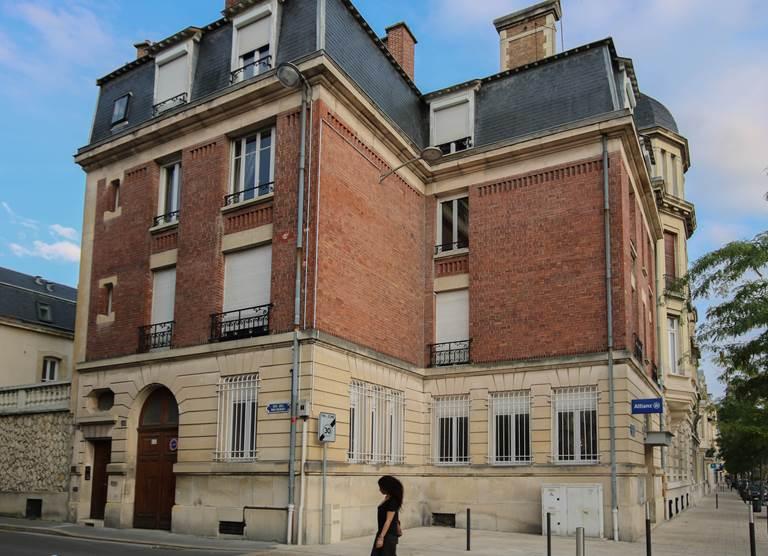 Authentique immeuble des années 1920