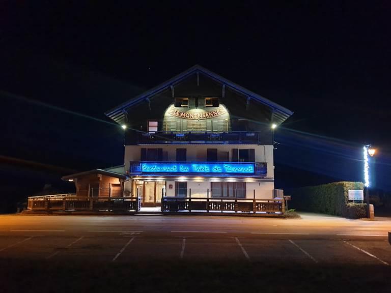 Hôtel Le Mont Bisanne Crest Voland