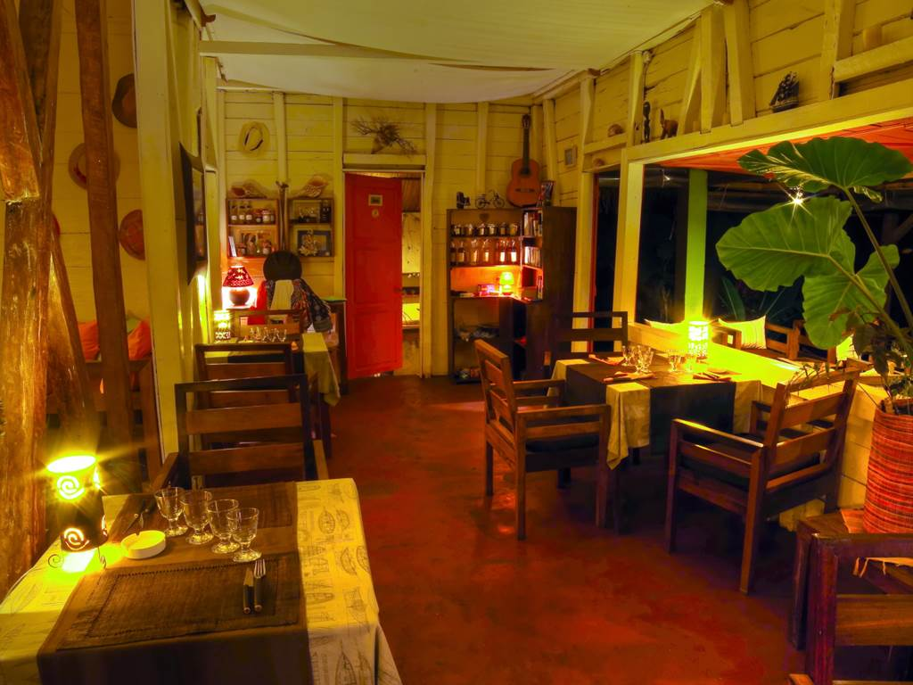 Restaurant Idylle Beach