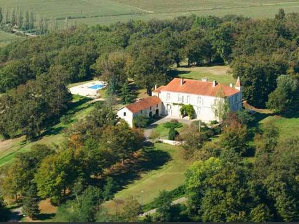 Château de Projan, Vue avion