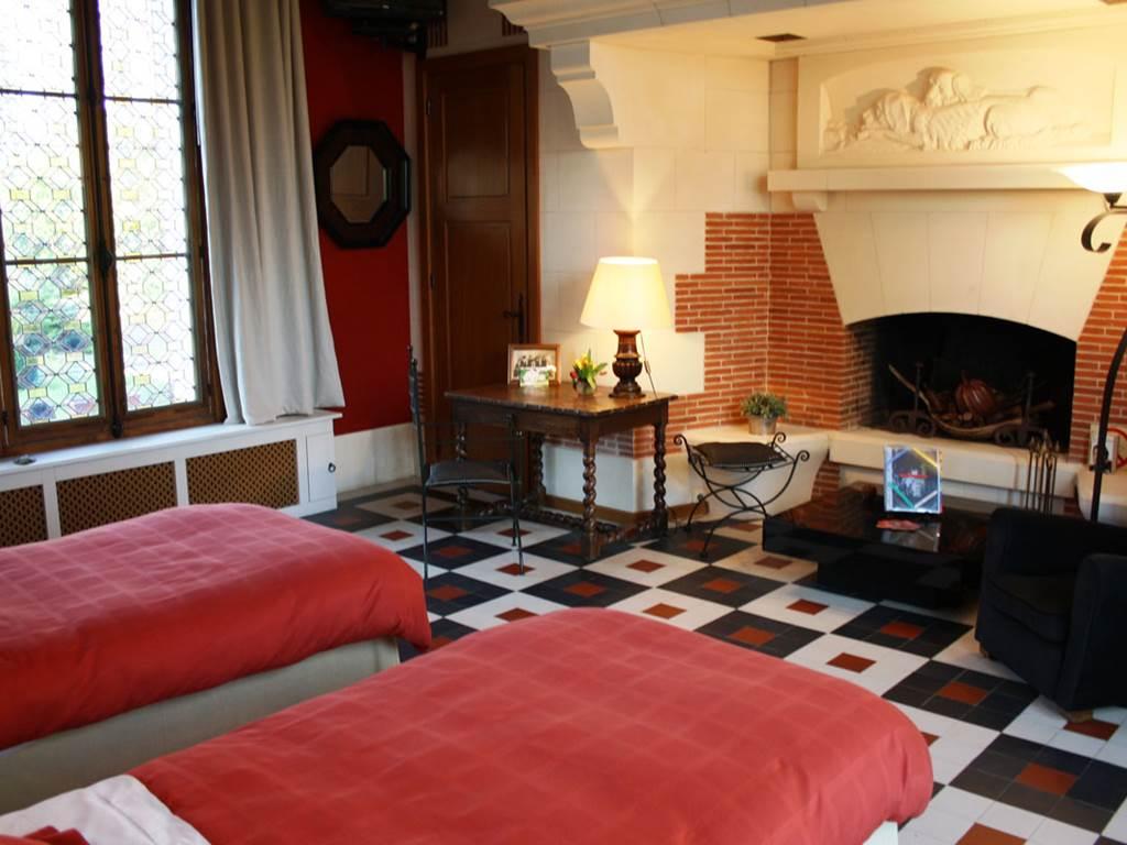 Chambre-Montlouis lits simples