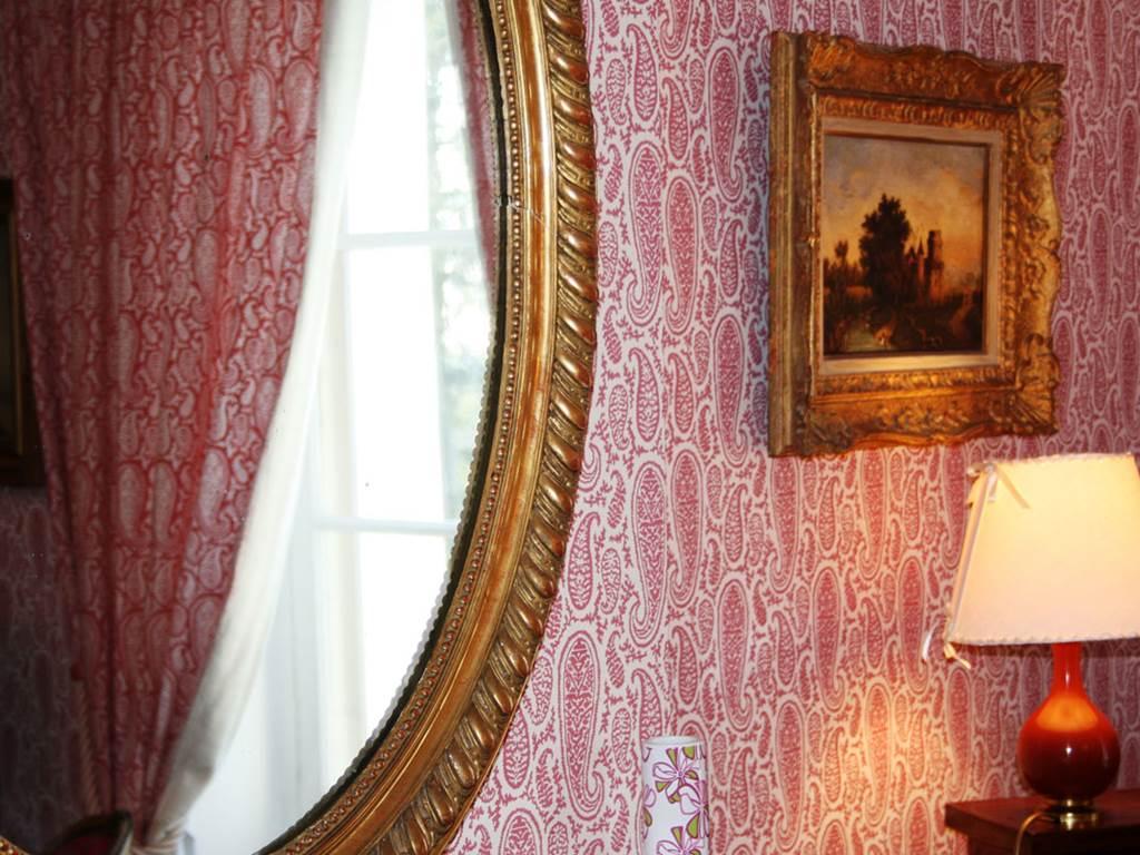 Suite Bourgueil miroir