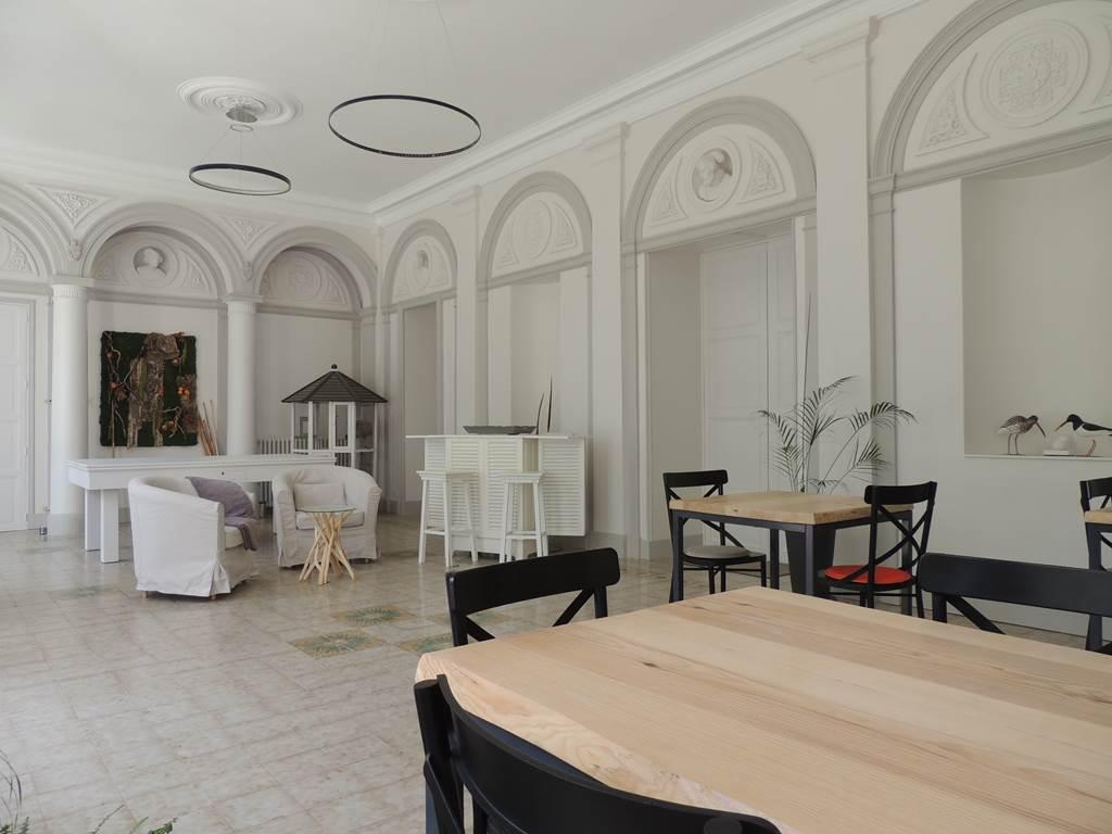 Galerie inscrite aux monuments historiques