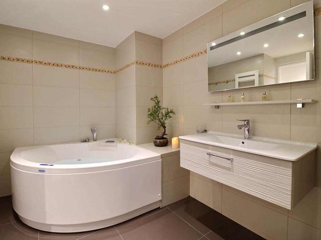 Bathroom with jacuzzi - Bedroom Notre Dame