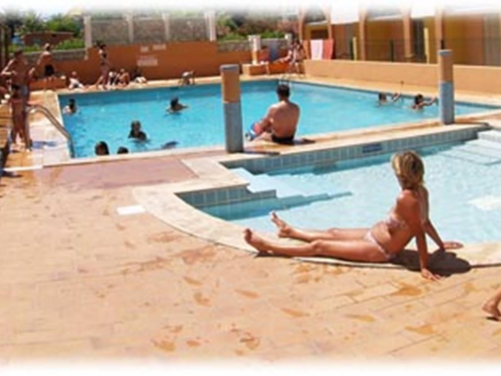 Hôtel Alhambra, chambre, piscine