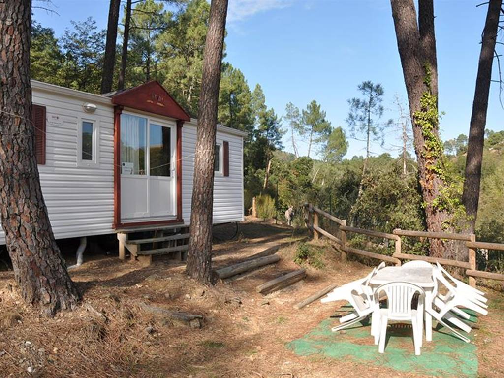 Camping Font du Merle