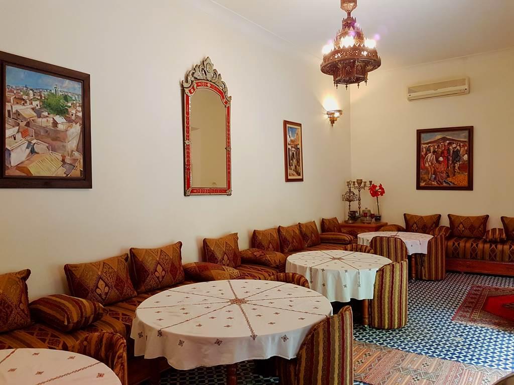 Riad Souafine Restaurant