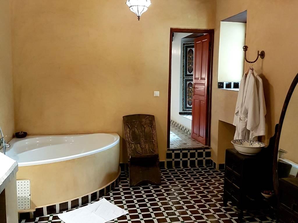 salle de bain suite Yasmine